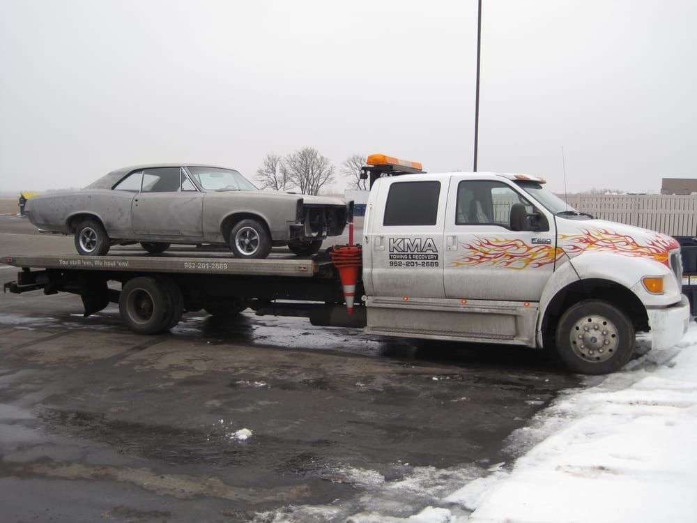 Towing business in Minnetonka, MN