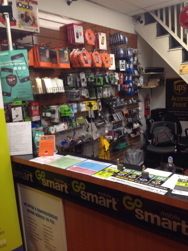 Wireless Gadgets: 10 Geary St, San Francisco, CA