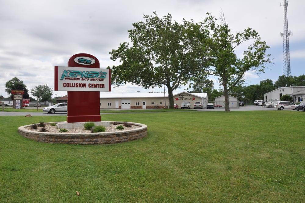 Kepner's Precision Auto Krafters: 1034 Nickerson Ave, Benton Harbor, MI