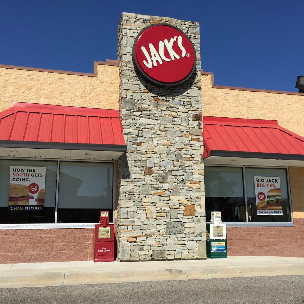 Jack's: 88715 Hwy 9, Lineville, AL