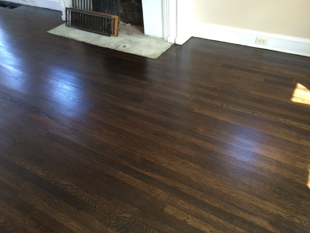 800 Square Feet Beautiful Provincial Red Oak Mixed Stain