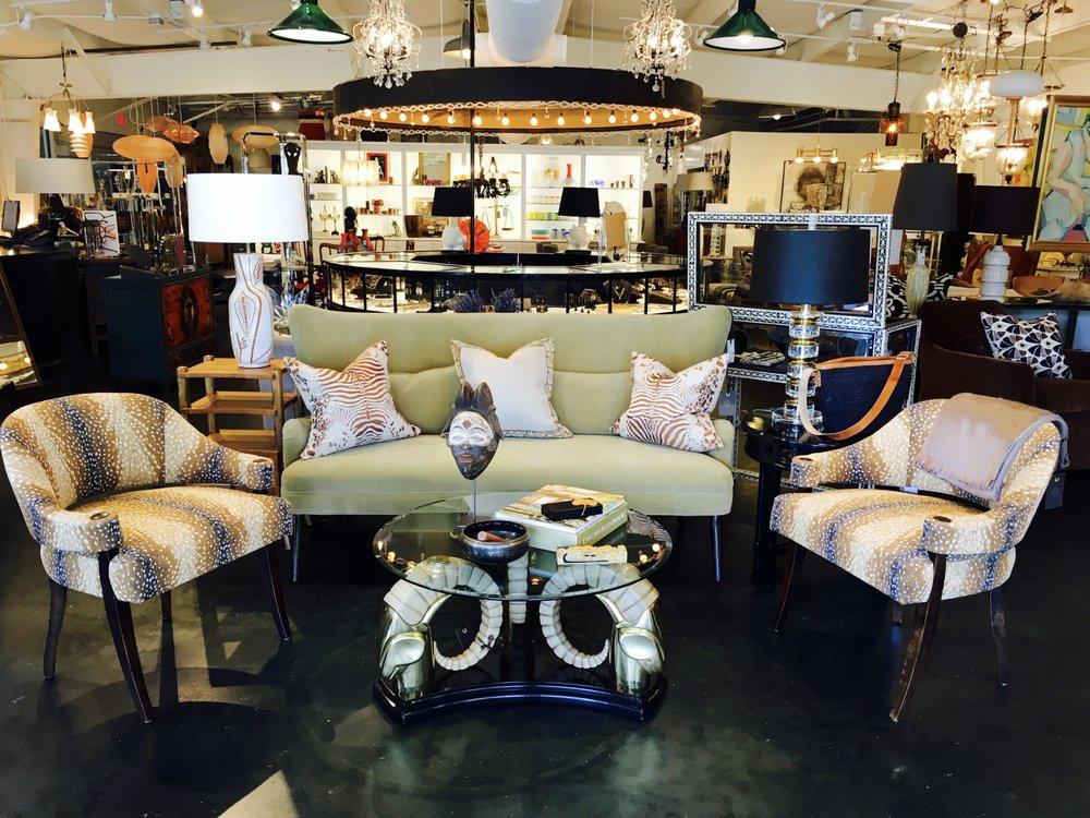 Elizabeth Stuart Design 20 Photos Furniture Stores