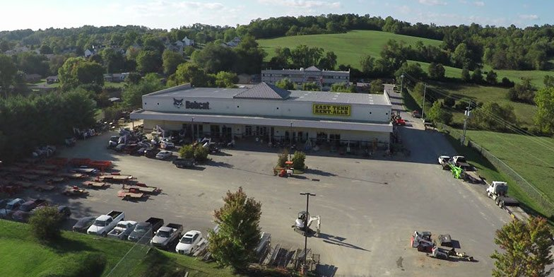 East Tenn Rent-Alls: 3711 Bristol Hwy, Johnson City, TN
