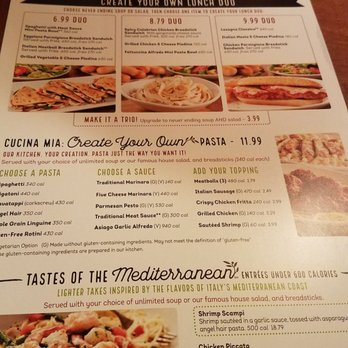 photo of olive garden italian restaurant chula vista ca united states - Olive Garden Valentines Day Special