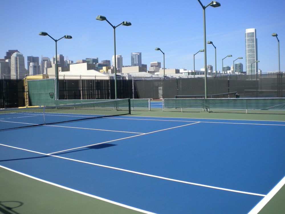 tennis matchmaking