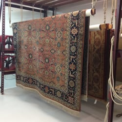 Photo of Exquisite Carpet Cleaning - Joliet, IL, United States. Area rugs  drying