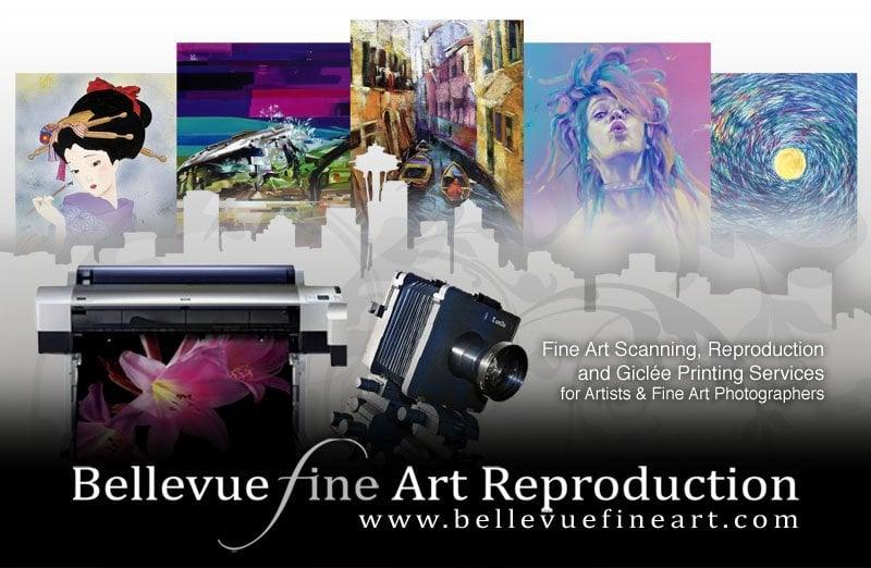 Bellevue Fine Art Reproduction: 2940 112th Ave SE, Bellevue, WA