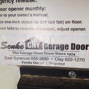 Senke Cny Garage Door