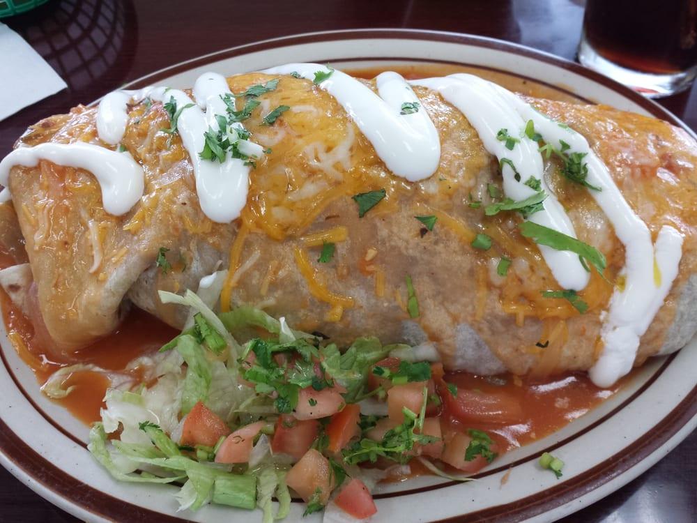 Rosas Mexican Food Vista Ca