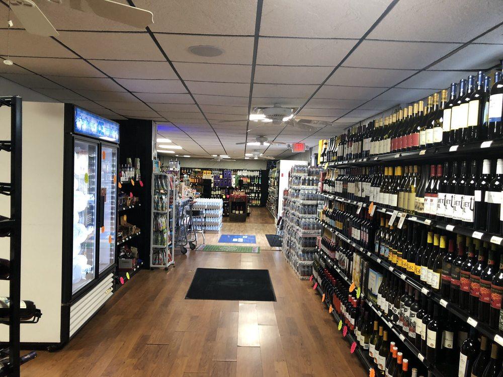 Anchor Liquors: 1655 S Highway 92, Jamestown, KY