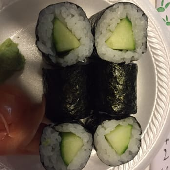 Sushi Cafe Twelve Oaks Menu