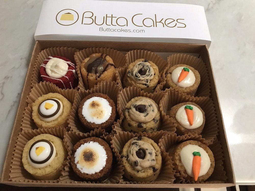 Butta Cakes