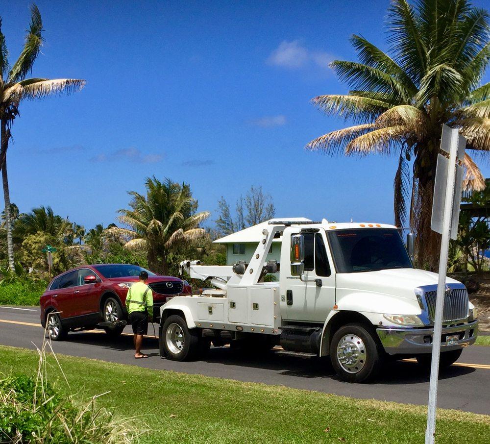 Towing business in Hawaiian Paradise Park, HI