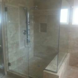Lovely 29 Inch White Bathroom Vanity Big Plan Your Bathroom Design Clean Mosaic Bathrooms Design Reviews Best Bathroom Faucets Youthful Granite Bathroom Vanity Top Cost GreenLighting Vanity Bathroom Allglass Bath, Inc   45 Photos \u0026amp; 14 Reviews   Glass \u0026amp; Mirrors ..