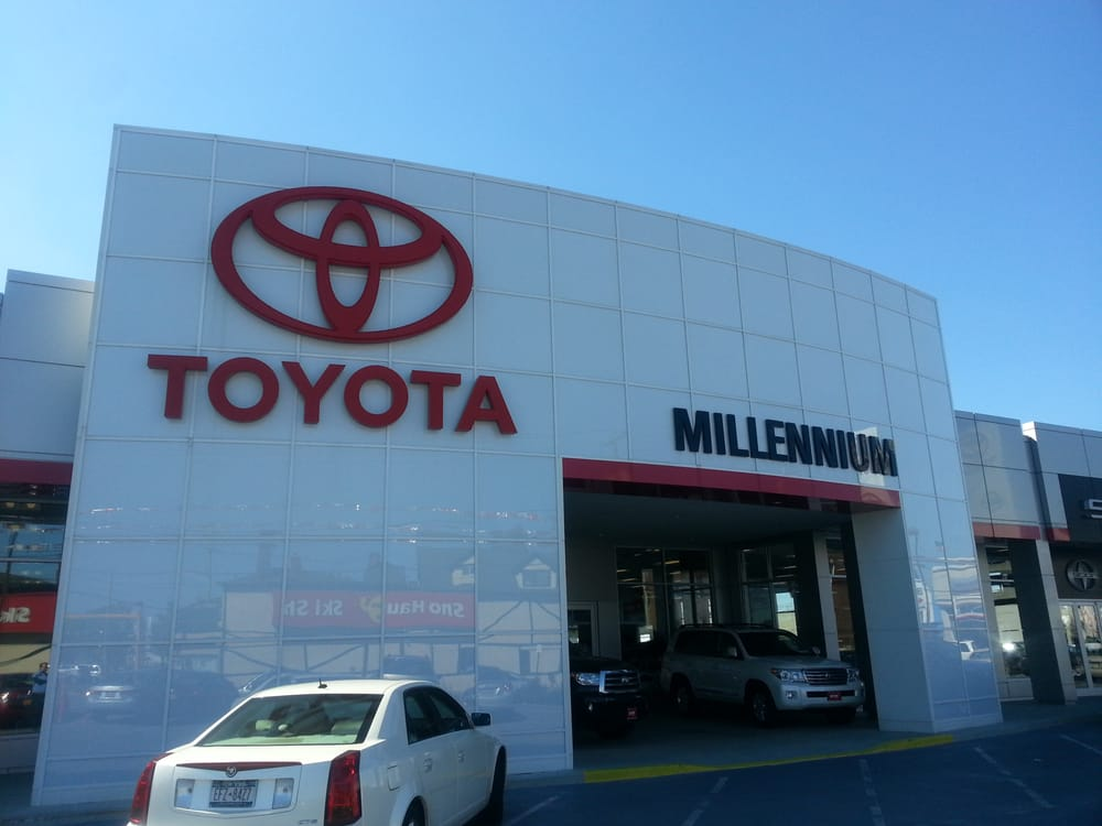 Millennium Toyota   69 Photos U0026 56 Reviews   Car Dealers   257 N Franklin  St, Hempstead, NY   Phone Number   Yelp
