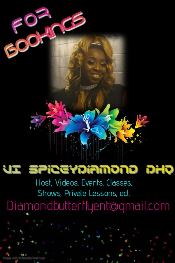 Diamond Butterfly Entertainment: 425 Jefferson Ave, Toledo, OH