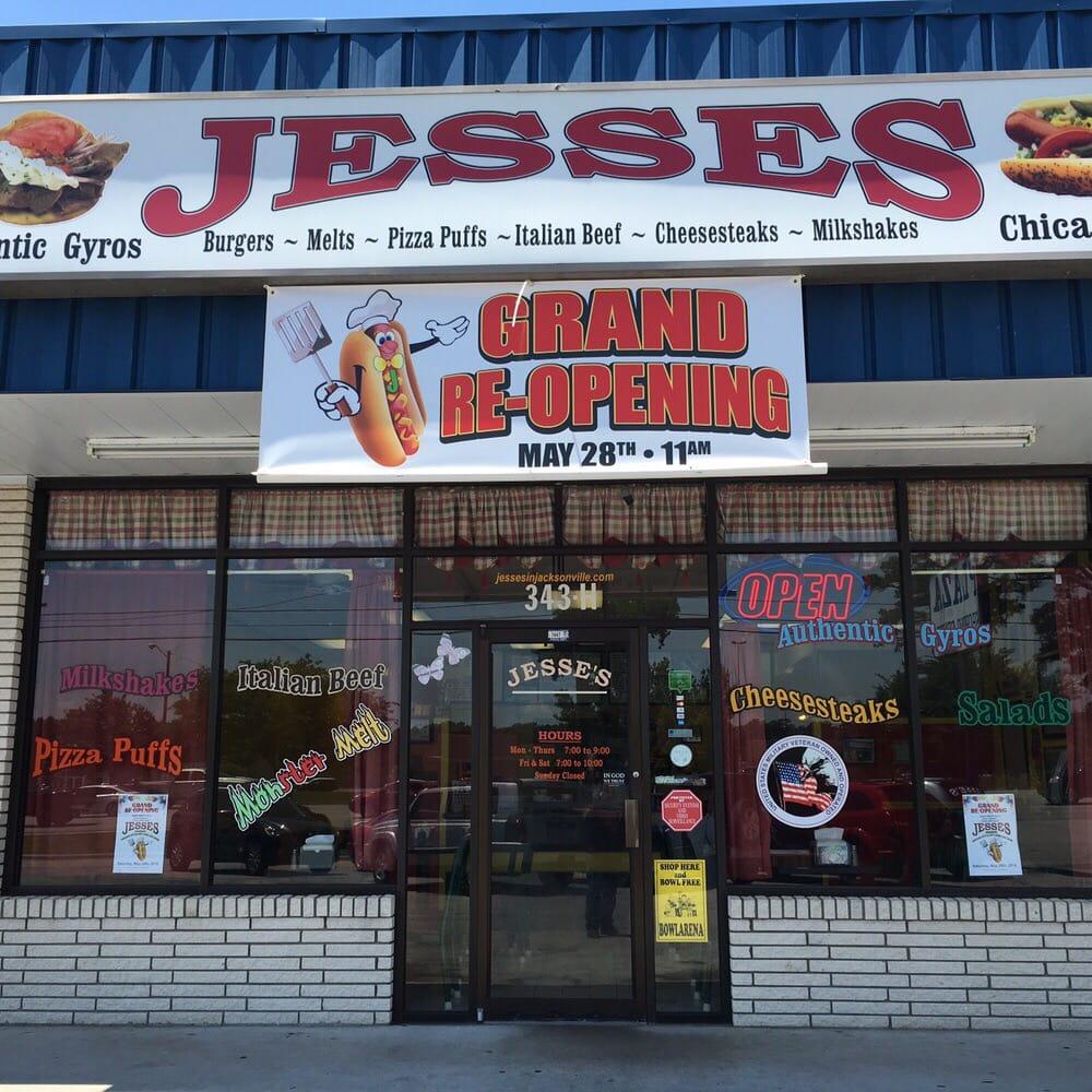 Jacksonville Nc Fast Food Restaurants