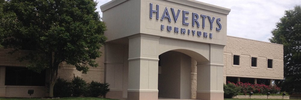 Havertys Furniture: 1212 N Eastgate Ave, Springfield, MO