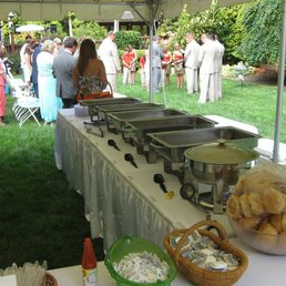 Photo Of Winstons Mobile Catering At Cahoon Plantation Club House