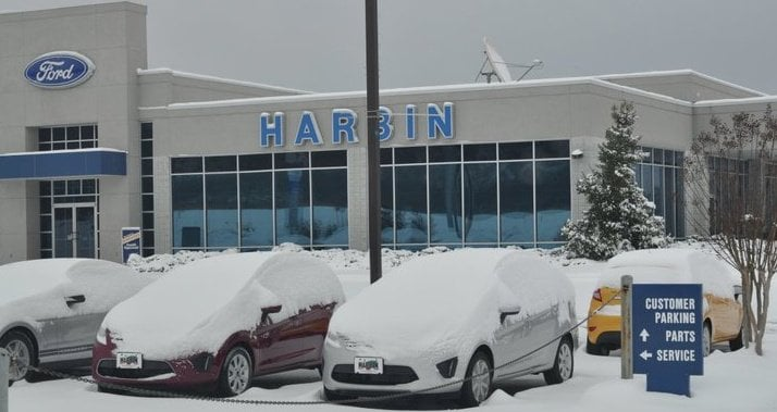Harbin Chevrolet: 570 Micah Way, Scottsboro, AL