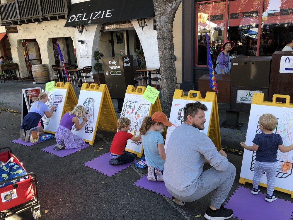 San Carlos Art & Wine Faire