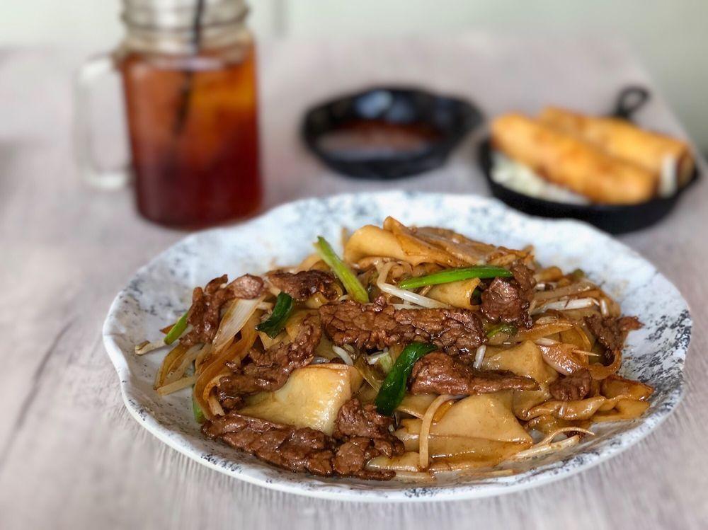 Open Rice Asian Kitchen
