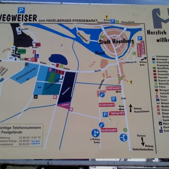 Stadt Havelberg Touristinformation - Tours - Uferstr. 1, Havelberg ...