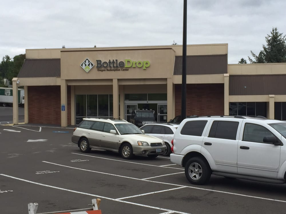 BottleDrop Redemption Center: 14411 SW Pacific Hwy, Tigard, OR