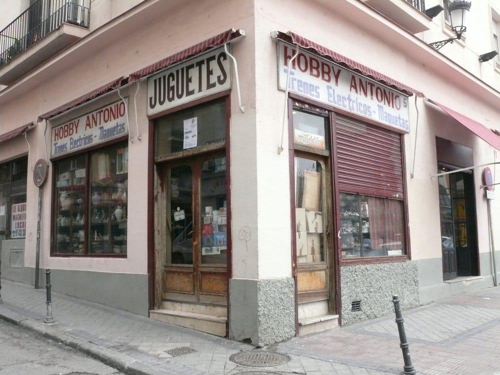Antonio Juguetes Antiguos