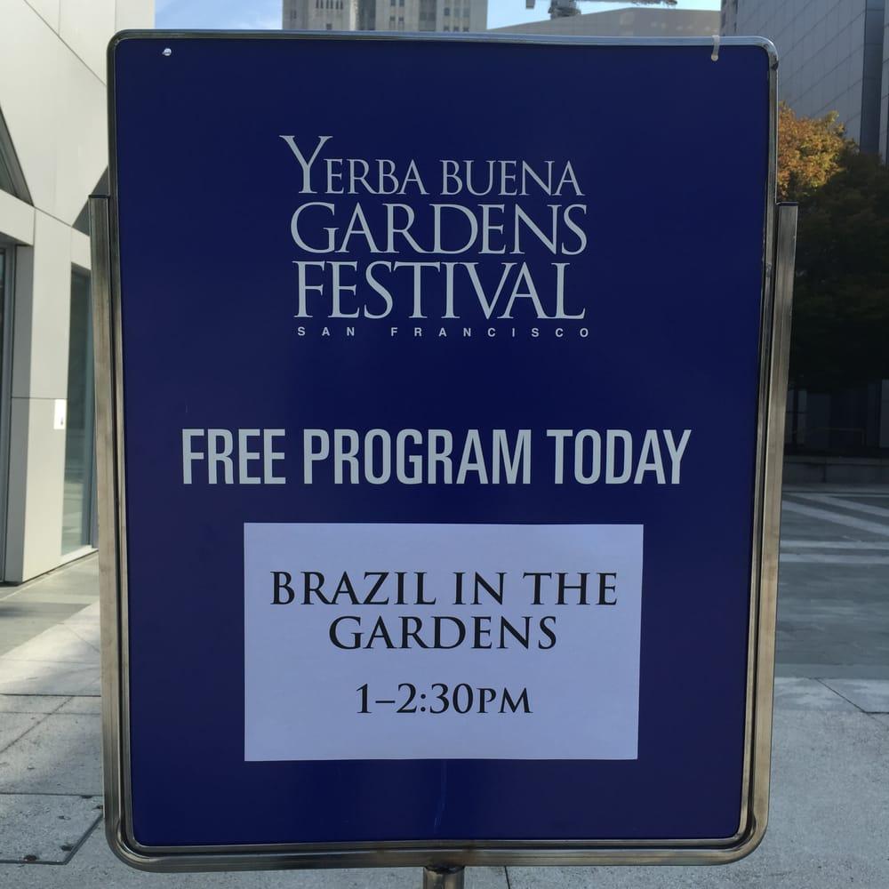 Photos For Yerba Buena Gardens Festival Yelp