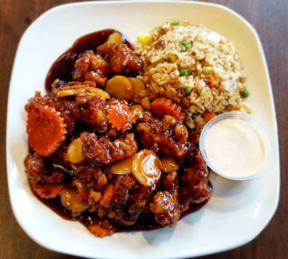 Pi's Asian Express: 5015 Eastman Ave, Midland, MI