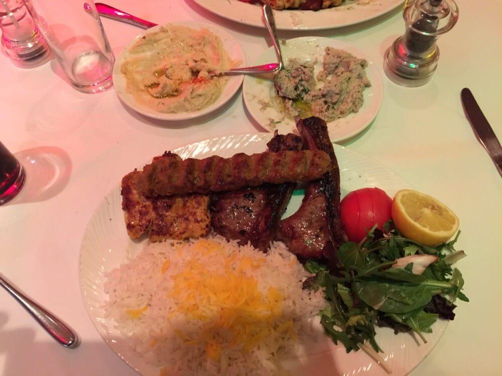 Iran restaurant cocina persa iran 27 shepherd market - Cyberdog london reino unido ...