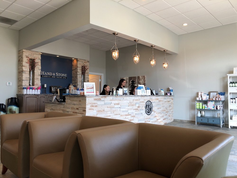 Hand & Stone Massage and Facial Spa: 4817 Route 9 N, Howell, NJ
