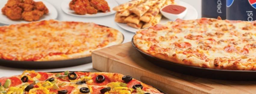 Gino's Pizza & Spaghetti House: 3405 Kanawha Blvd E, Malden, WV