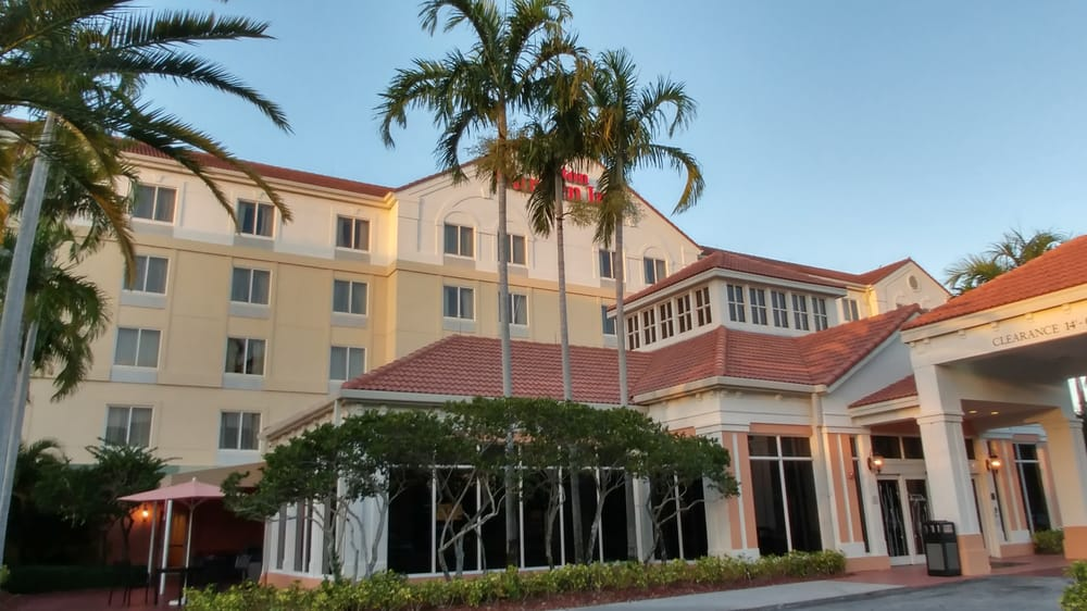 Hilton Garden Inn Ft Lauderdale Sw Miramar 15 Photos 28 Reviews Hotels 14501 Sw 29th St