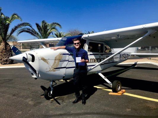 American Flyers 15115 N Airport Dr Scottsdale, AZ Flight