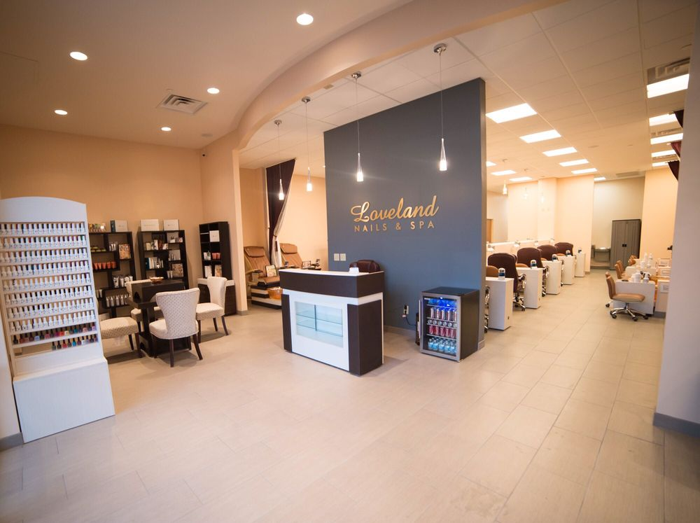 Loveland Nails & Spa: 8900 West Center Rd, Omaha, NE