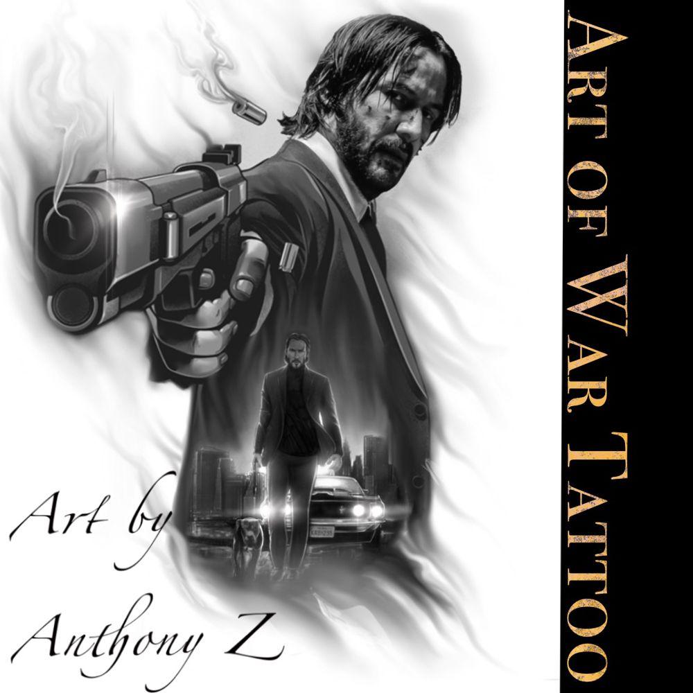 Art of War Tattoo Studio: 1410 I-35BL, New Braunfels, TX