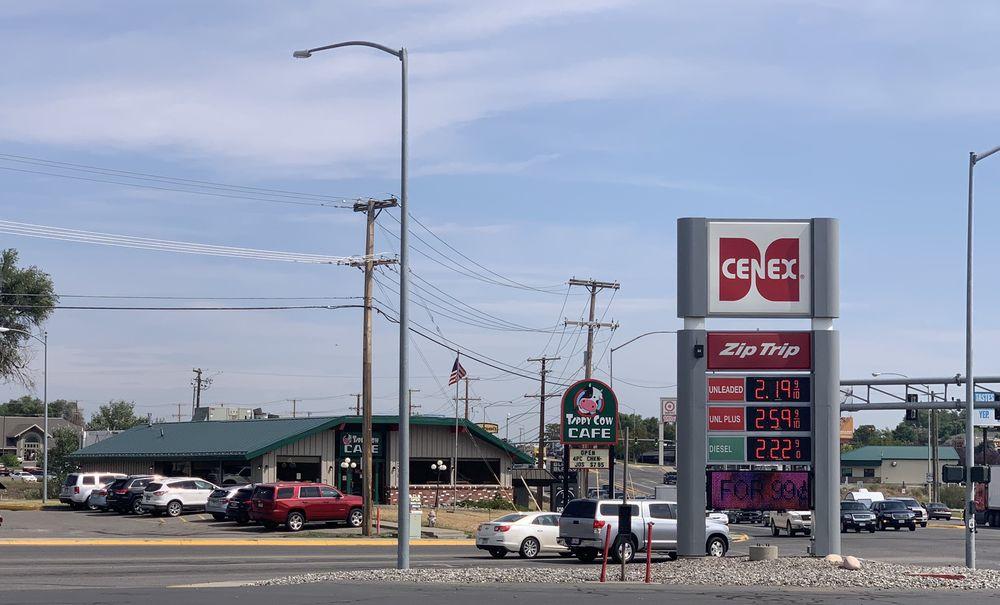 Cenex Convenience Store: 315 S 1st Ave, Laurel, MT