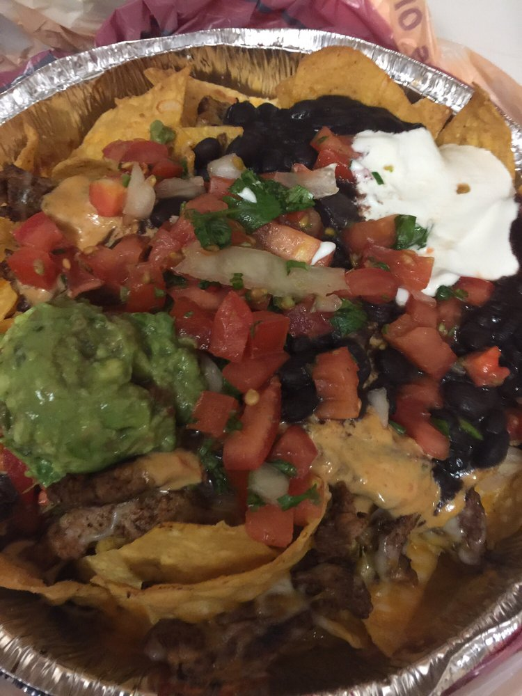Nachos At Cafe Rio Review