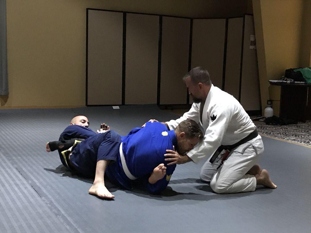 Battlefield Jiu Jitsu: 14600 Washington St, Haymarket, VA