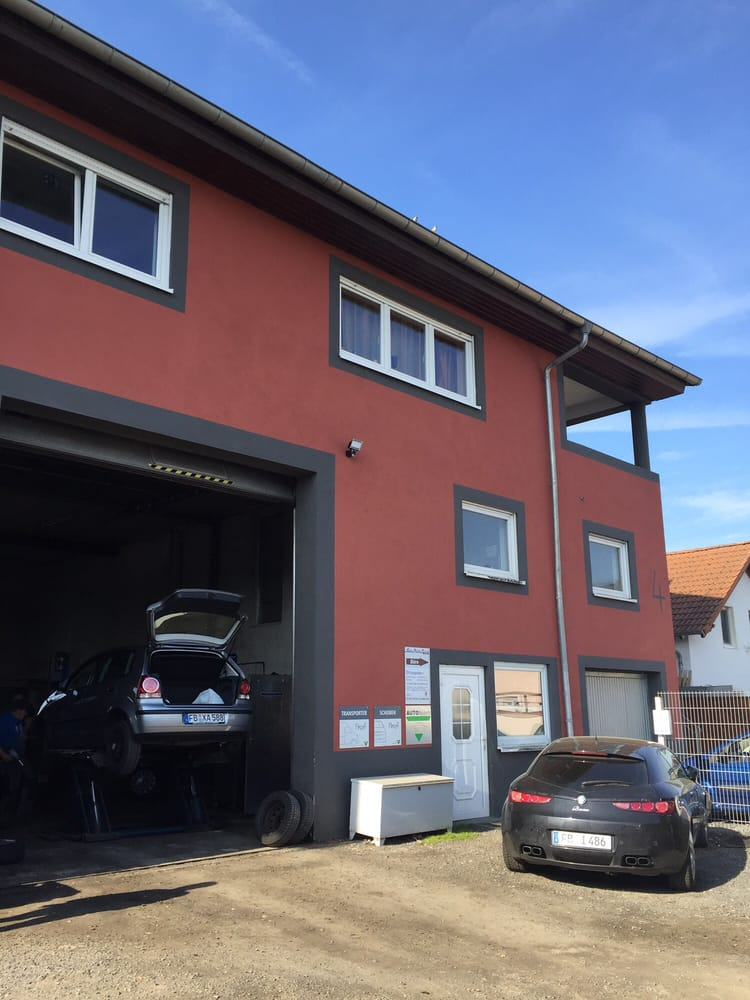 auto und reifen service assenheim riparazioni auto. Black Bedroom Furniture Sets. Home Design Ideas
