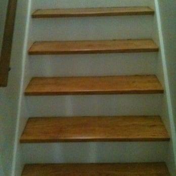 Photo Of Cleveland Hardwood Restoration   Cleveland, OH, United States.  Stairs. You