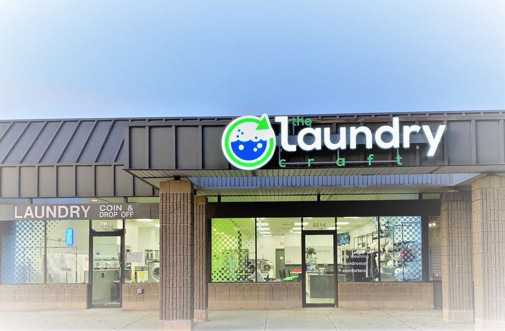 The Laundry Craft: 6514 Martway St, Mission, KS