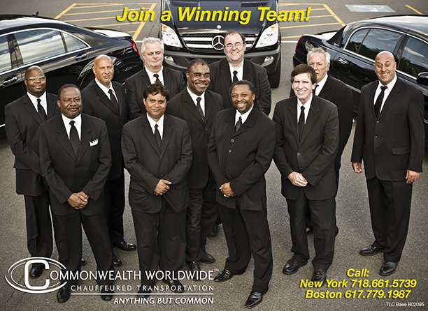 Commonwealth Worldwide Chauffeured Transportation Long Island City Ny
