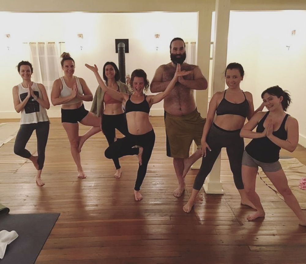 Ashland Hot Yoga