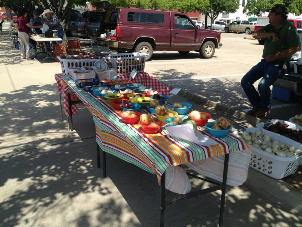 Ada Farmers Market: W 12th St Between Broadway And Townsend, Ada, OK