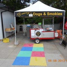 Dewey dogs and smokies owner dwayne anderson