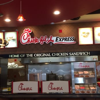 Photo Of Chick Fil A Charlotte Nc United States Reminds