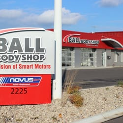 Ball Body Shop A Division Of Smart Motors Body Shops